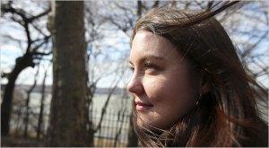 Hannah Upp, Photo: NY Times