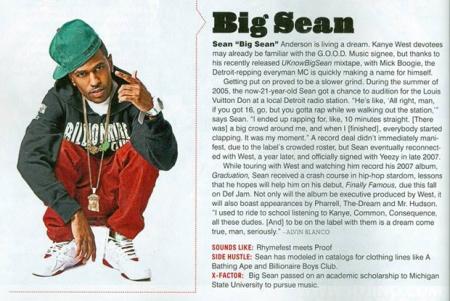 Big Sean - Show & Prove (XXL Mag)