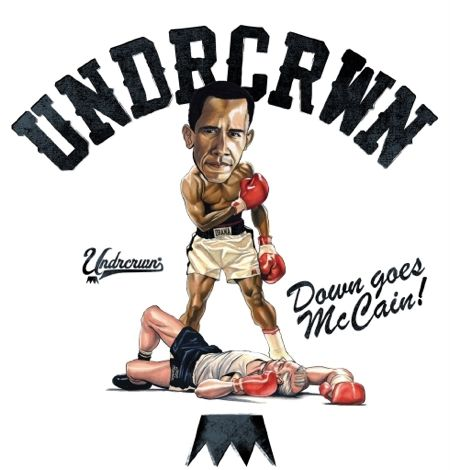 Down goes McCain!