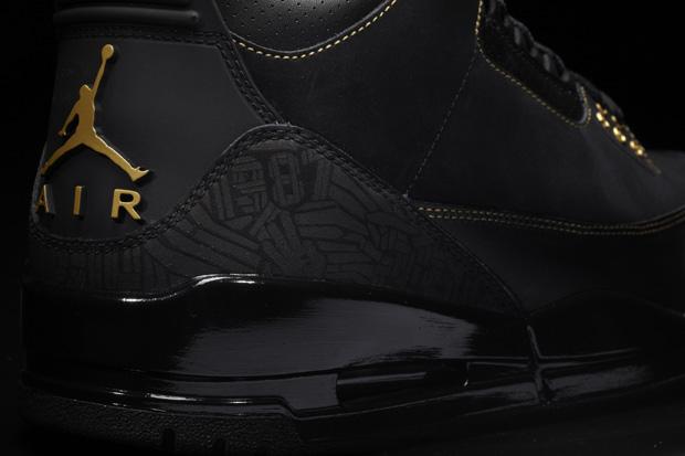michael jordan black and gold sneakers
